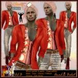 ALB BRAD outfit - xmas edition 2018